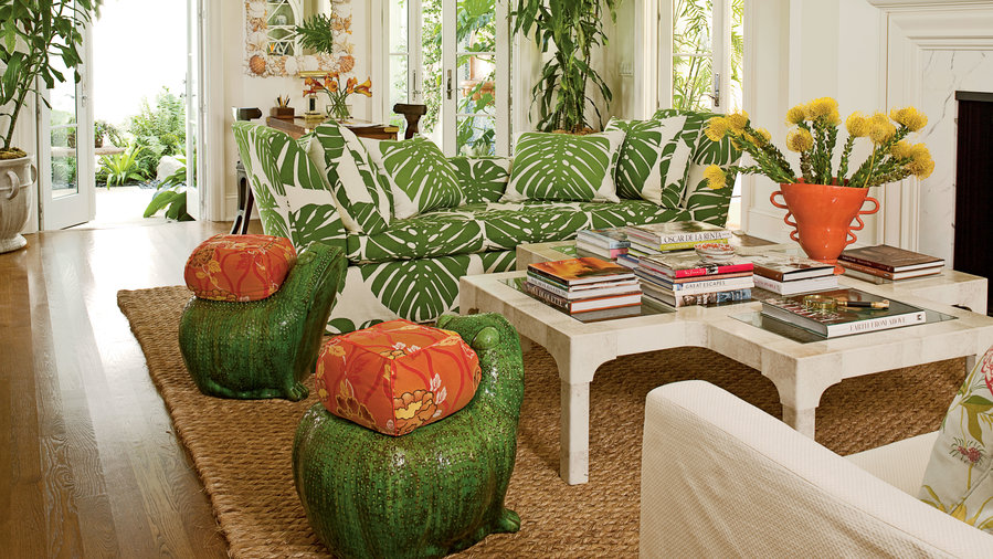 tropical style home design